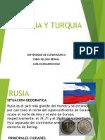 Rusia y Turquia
