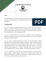 Proyecto Para El Museo Historico de La Música Rosario