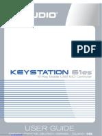 keystation_61es