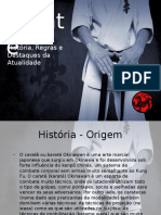 Caratê - História, Regras e Destaques Da Atualidade
