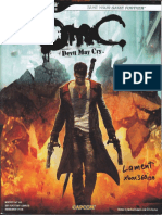 DMC Devil May Cry (Official Bradygames Guide)