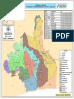 Panama - Cuenca 144 - Corregimientos