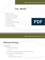 Defensive Driving Presentation-PowerPoint