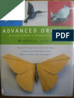 Origami Advanced