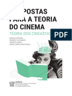 PROPOSTAS PARA A TEORIA DO CINEMA - TEORIA DOS CINEASTAS - VOL.2