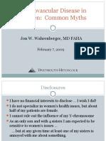 Cardiovascular Disease Myths