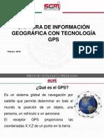 Captura de Informacion Geografica Con GPS