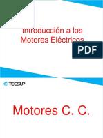 4 Motores AC-DC Cetex