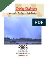Agile Testing Challenges.unlocked