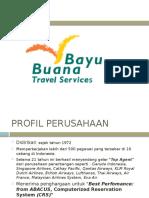 Bayu Buana Travel Service