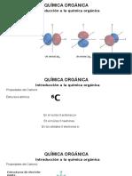 Introducción a La Quimica Organica