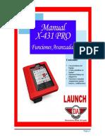 Manual X 431