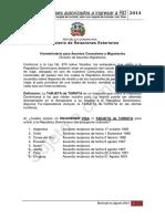Países autorizados a ingresar a Republica Dominicana