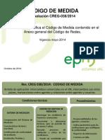 1 Código de Medida res 038-2014 Regulación.pdf