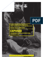 Exposed-Treatment of Detainees Cast Lead_June 2010