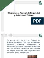 Reglamento Federal de Seguridad y Salud en El Trabajo
