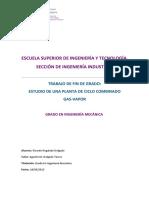 Estudio de una planta de ciclo combinado gas-vapor.pdf