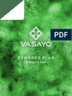 Vasayo Rewards Plan