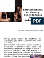 14 Farmacoterapia en Abuso y Dependencia de Drogas