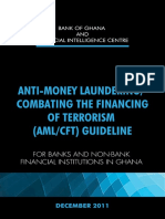 Anti-money Laundering Guideline Final