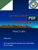Fracturas II