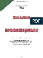 Alexandre Dumas - La picioarele esafodului [ibuc.info].pdf