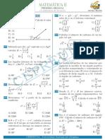 Gemetria y Trigonometria Ejercicios