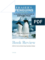 MSTM 514 Book Review - Fraser's Penguins