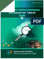 Laporan Perekonomian Kalimantan Timur 2015(1)