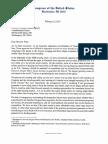 House members' letter to Mel Watt about Blackstone deal