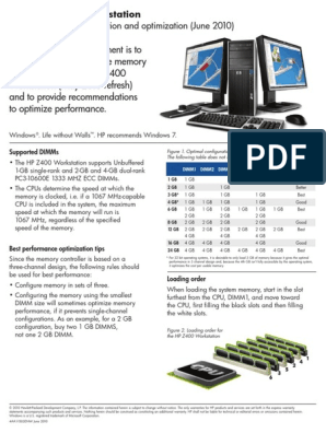 HP-Z400-Workstation-memory-configuration-and-optimization
