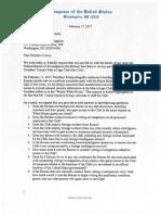 James Comey Mar-A-Lago Letter