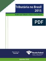 Carga Tributária No Brasil 2015