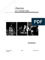 SmartPlant Electrical Advanced User's Training Guide