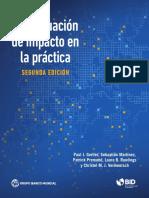 La Evaluacion de Impacto en La Practica-Banco Mundia y BID Segunda Edicion