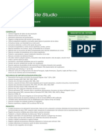 Maptek I-Site Studio Technical Specifications ESP