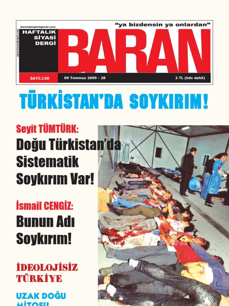 Turkystan Da Soykirim