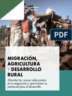 Migracion Agricultura y Desarrollo_FAO