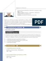 Curriculum Jaime Sanchez 5