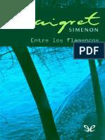 Simenon, Georges - [Comisario Maigret 15] Entre Los Flamencos [35828] (r1.1)
