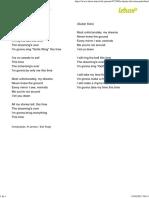A Rhyme This Time - Al Jarreau (Impressão)