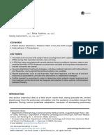 Avances PDA Clinicas Perinatologia
