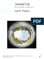 Ground Up - Paul R. Palmer