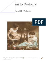 Hynn to Diatonia - Paul R. Palmer
