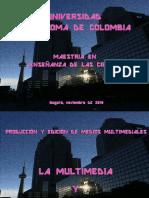Presenta El Texto Maestria 2015