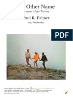 No Other Name - Paul R. Palmer