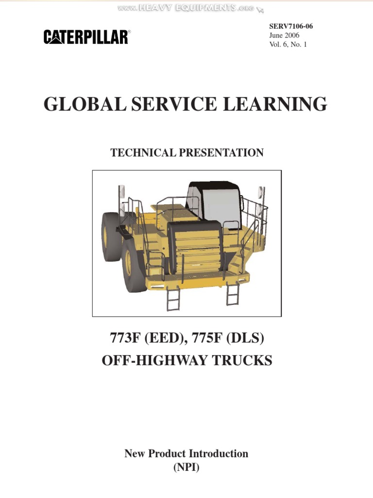 manual-caterpillar-773f-775f-off-highway-truck-components-systems-oil-air pdf  | manual transmission | throttle