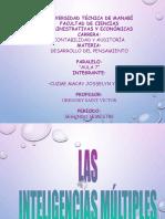 Presentacion-Inteligencias-multiples Julexy Cuzme Macay