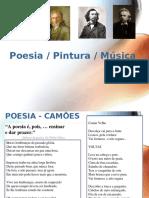 Poesia pintura música