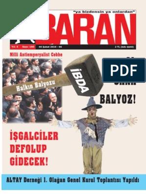Halkyn Balyozu Al Sana Balyoz